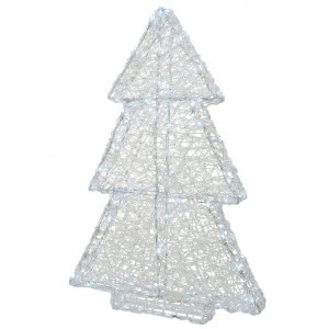 Sapin lumineux  Arbolis Blanc froid 90 LED