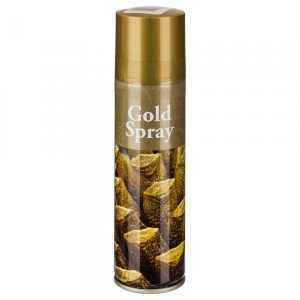 Spray per stensil  Oro 150 ml