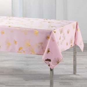 Nappe rectangulaire (L240 cm) Bloomy Rose