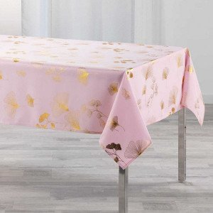 Nappe rectangulaire (L300 cm) Bloomy Rose