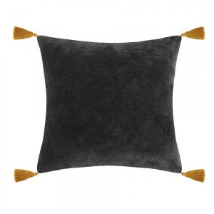 Coussin (40 cm) Chicago Gris anthracite