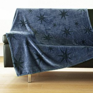 Kuscheldecke (160 cm) Science Kid Blau