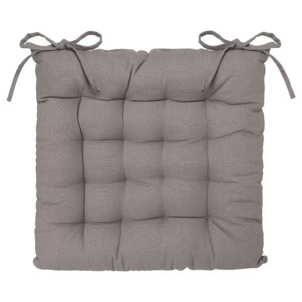Coussin de chaise Datara Taupe