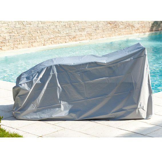 housse bain de soleil l 200 cm textile d 39 ext rieur. Black Bedroom Furniture Sets. Home Design Ideas