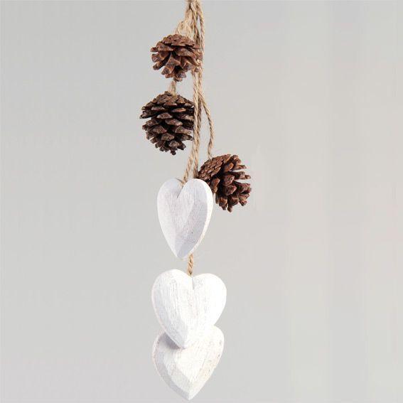 suspension nature cora blanc eminza. Black Bedroom Furniture Sets. Home Design Ideas