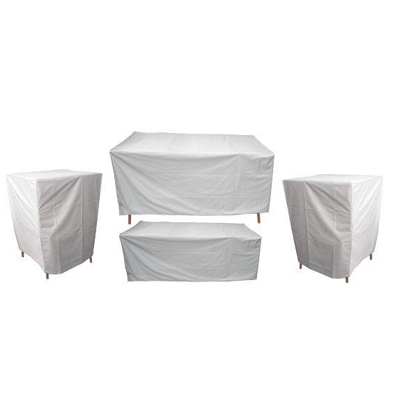 jeu de housses protection pour salon bora bora textile d. Black Bedroom Furniture Sets. Home Design Ideas