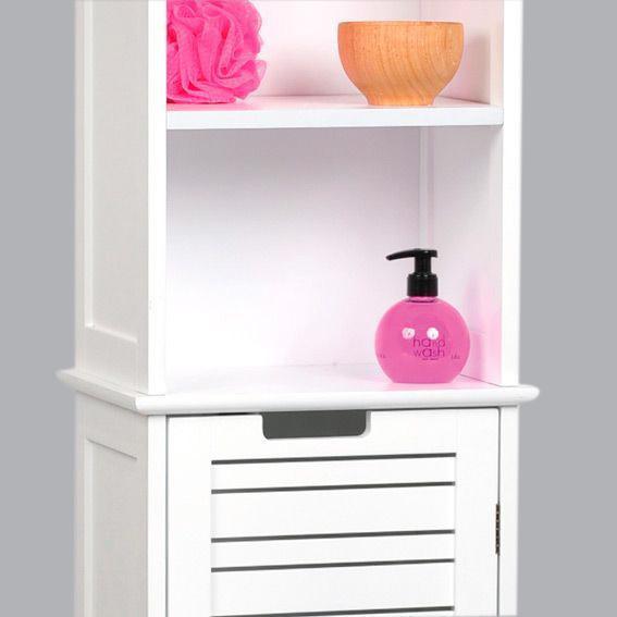 meuble colonne salle de bain cosy blanc meuble de salle. Black Bedroom Furniture Sets. Home Design Ideas