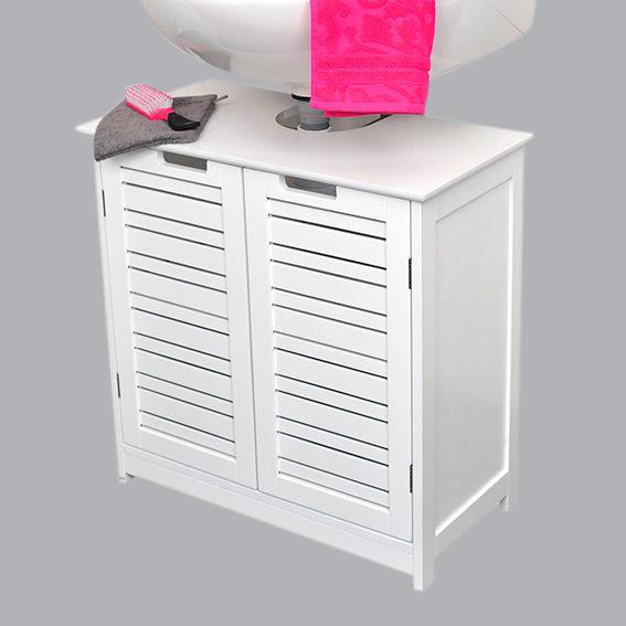 meuble dessous lavabo cosy blanc meuble de salle de bain. Black Bedroom Furniture Sets. Home Design Ideas