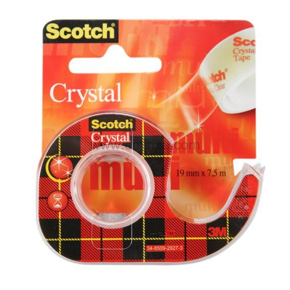 ruban adh sif scotch avec d vidoir emballages cadeaux eminza. Black Bedroom Furniture Sets. Home Design Ideas