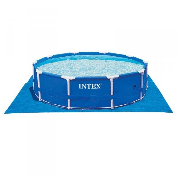 tapis de sol pour piscine intex piscine spa et. Black Bedroom Furniture Sets. Home Design Ideas