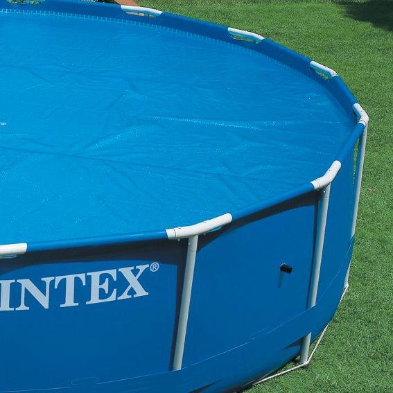 B che bulles m pour piscine ronde intex for Accessoire piscine 66