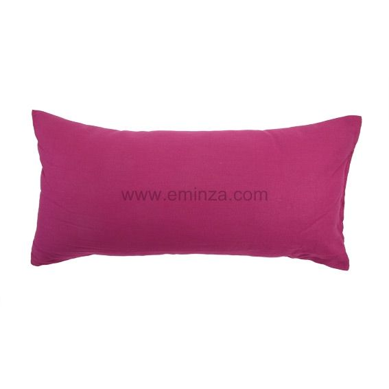 Coussin rectangulaire Contemporaine Amethyste