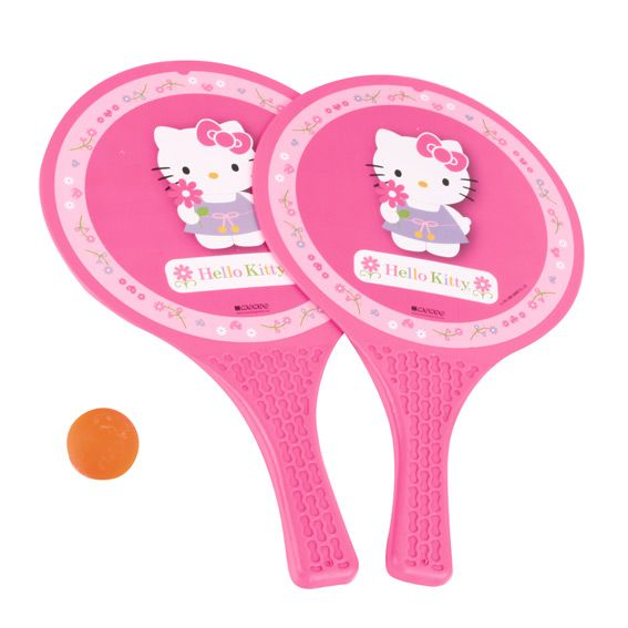 Jeu de raquettes Intex Hello Kitty
