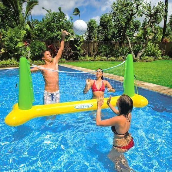 Jeu de volley gonflable Flottant - Intex