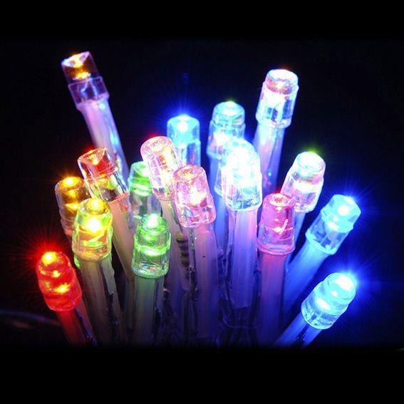 Guirlande lumineuse Flash Multicolore
