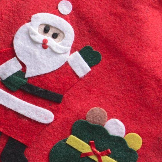 Video Pere Noel Pour Jules : sac cadeau en tissu p re no l jules rouge loisirs ~ Pogadajmy.info Styles, Décorations et Voitures