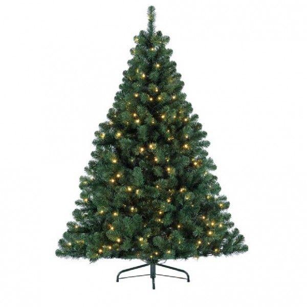sapin artificiel de no l pr illumin royal h180 cm vert sapin sapin et arbre artificiel eminza
