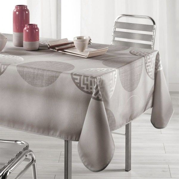 Nappe rectangulaire (L240 cm) Kosmo Lin