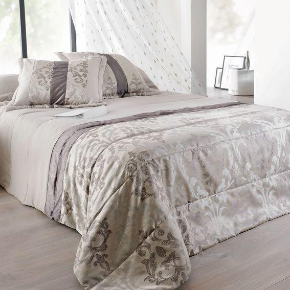 couvre lit boutis pour 1 personne linge de lit eminza. Black Bedroom Furniture Sets. Home Design Ideas