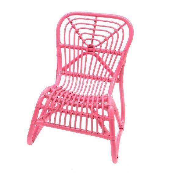 chaise design pour enfant rose mobilier pour enfant eminza. Black Bedroom Furniture Sets. Home Design Ideas