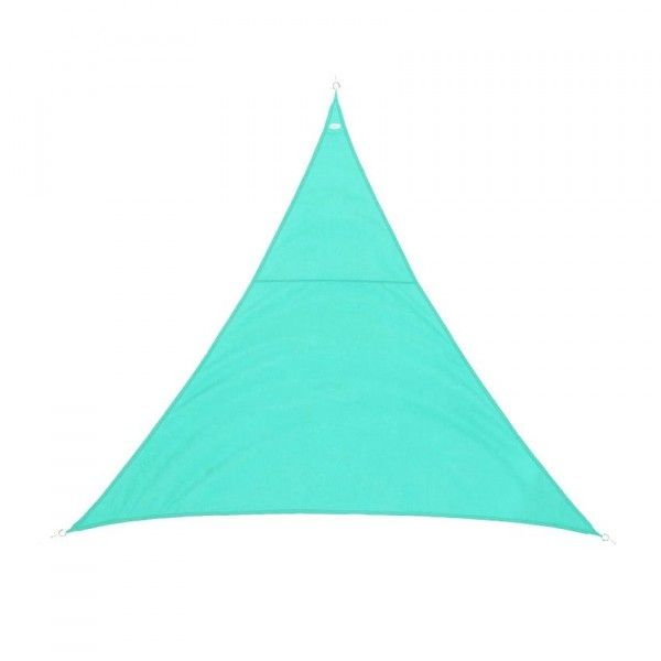 Voile d'ombrage Triangulaire (L3 m) Curacao - Lagon