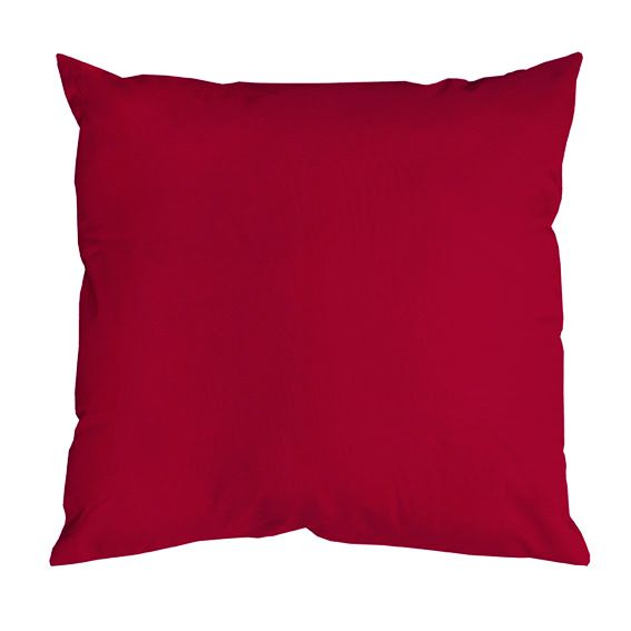 Coussin Nelson Rouge
