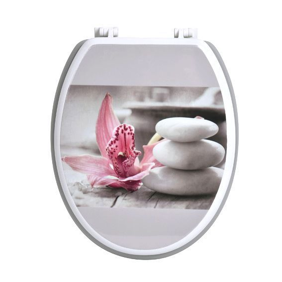 Abattant WC Chic & Zen Rose