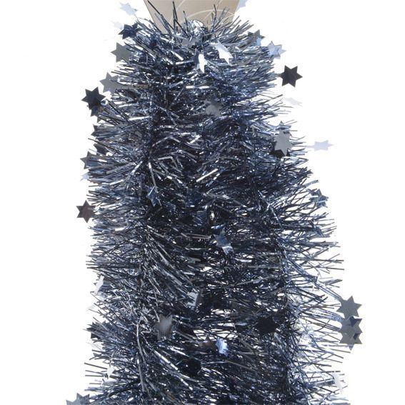 Addobbi Natalizi Jeans.Ghirlanda Di Natale O0 Cm Stellata Blu Jeans Addobbi Albero Di Natale Eminza