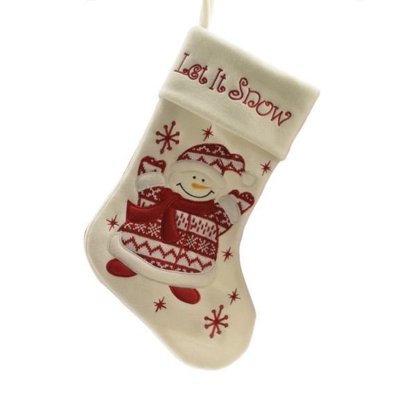 chaussette de no l bonhomme de neige teddy chaussette et bonnet de no l eminza. Black Bedroom Furniture Sets. Home Design Ideas