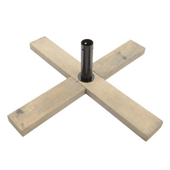 Pied de sapin croix xl accessoires pour sapin eminza - Cache pied de sapin ...