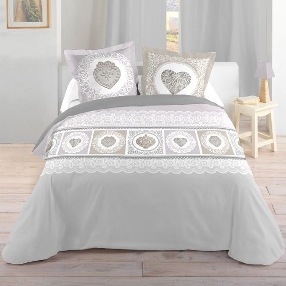 housse de couette eminza. Black Bedroom Furniture Sets. Home Design Ideas