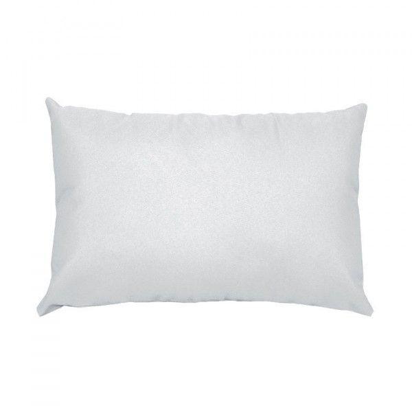 taie d 39 oreiller rectangulaire coton sup rieur confort perle linge de lit eminza. Black Bedroom Furniture Sets. Home Design Ideas