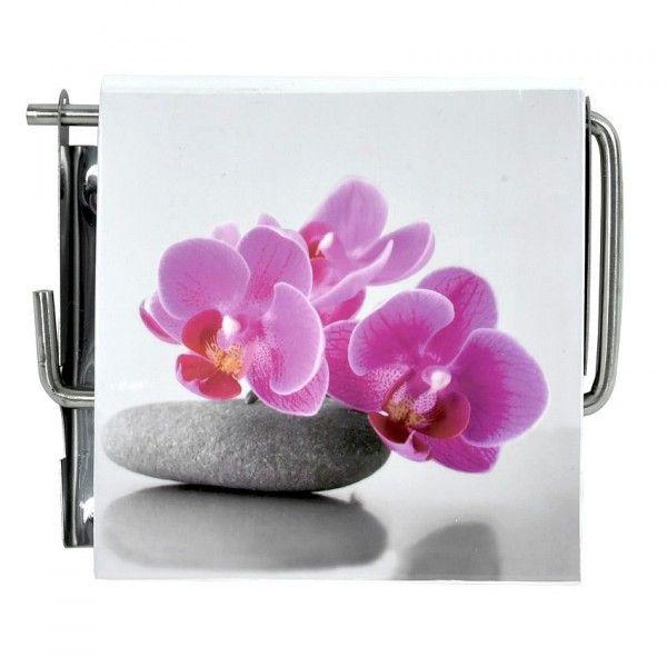 Toilettes wc abattant wc porte papier toilette brosse wc eminza - Porte papier toilette et brosse ...