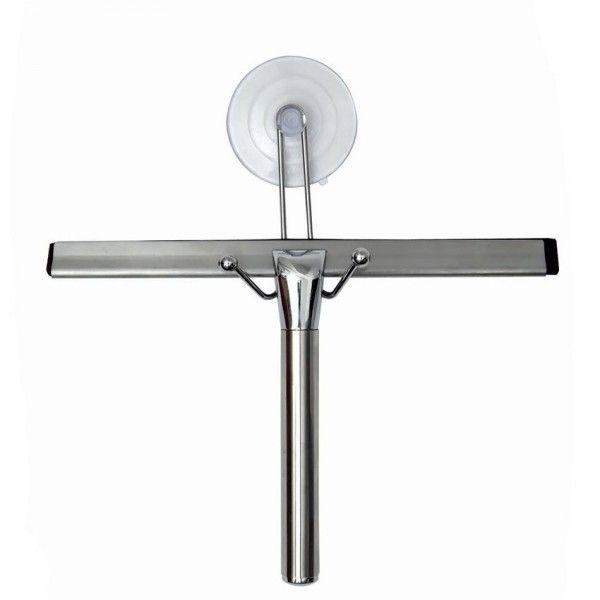 Raclette de douche avec support ventouse accessoire - Support de douche ventouse ...