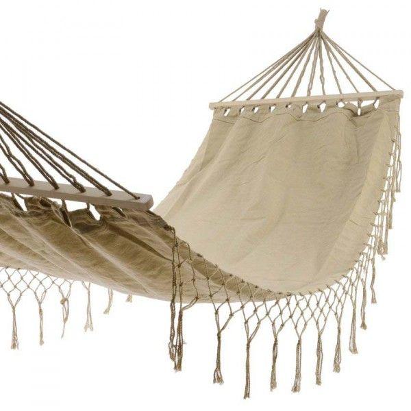 toile de hamac tahiti sable transat et hamac eminza. Black Bedroom Furniture Sets. Home Design Ideas
