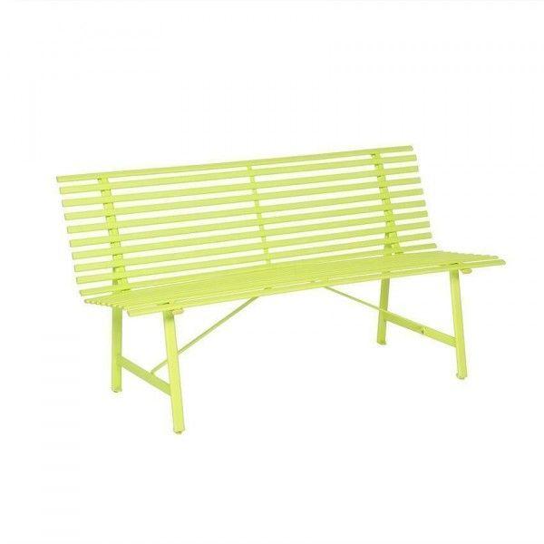 banc de jardin petit mobilier de jardin eminza. Black Bedroom Furniture Sets. Home Design Ideas