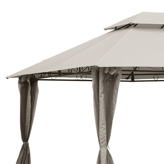 tonnelle et pergola tonnelle pergola barnum. Black Bedroom Furniture Sets. Home Design Ideas