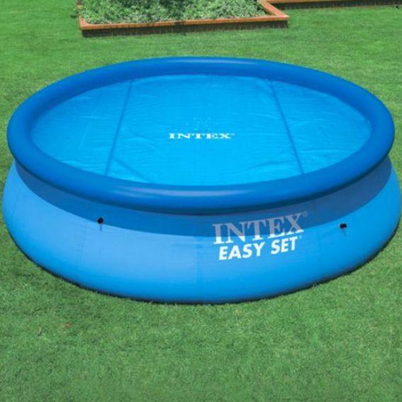 b che bulles d 2 44 m pour piscine ronde intex piscine spa et gonflable eminza. Black Bedroom Furniture Sets. Home Design Ideas