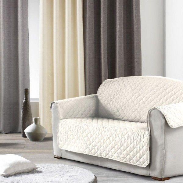 prot ge canap 3 places club naturel housse de canap et. Black Bedroom Furniture Sets. Home Design Ideas