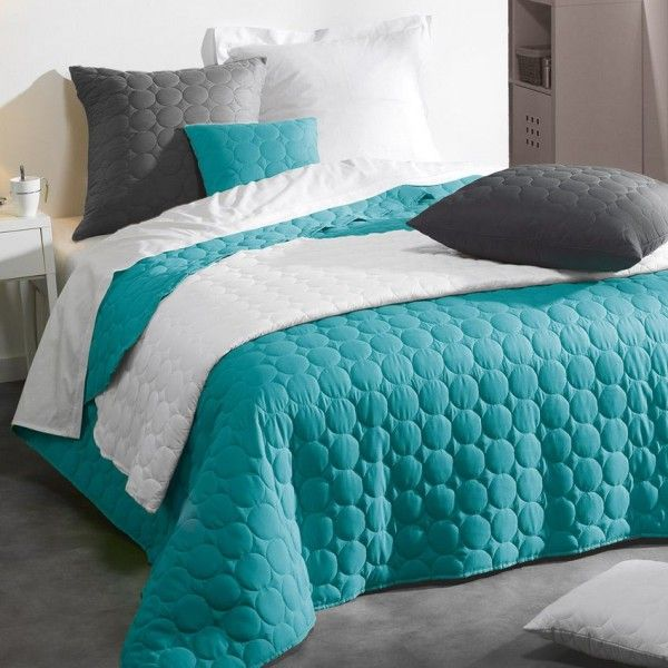 couvre lit boutis linge de lit 2 eminza. Black Bedroom Furniture Sets. Home Design Ideas