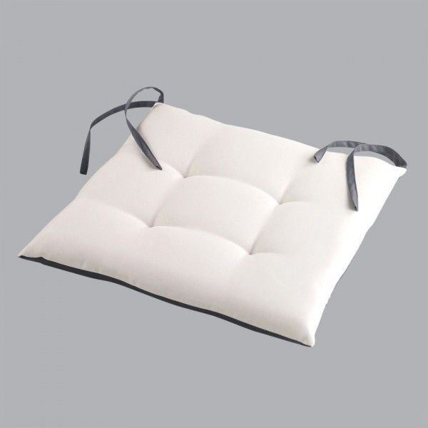 Coussin de chaise Garden duo - Naturel