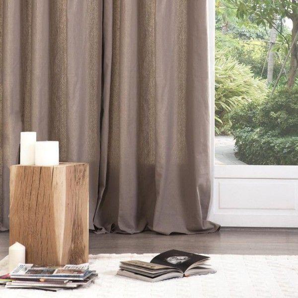 Paire de rideaux (135 x H240 cm) Lina Lin