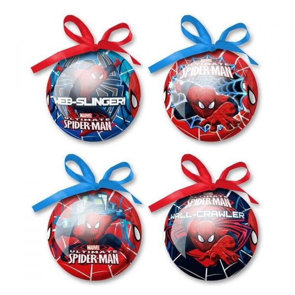 images/product/600/046/9/046966/christmas-balls-4-75mm-spider-man_46966