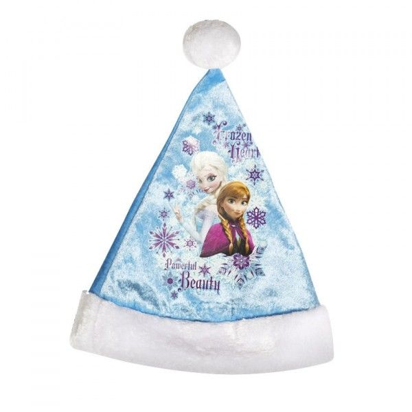 Bonnet de Noël Disney Reine des neiges
