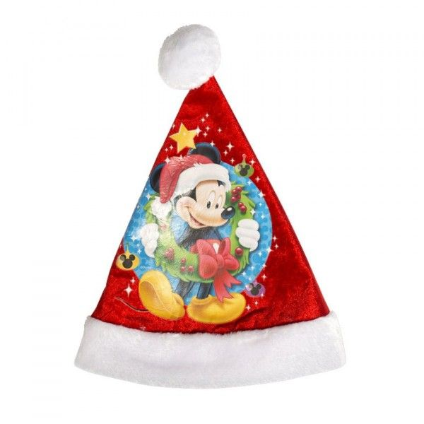 Bonnet de Noël Disney Mickey