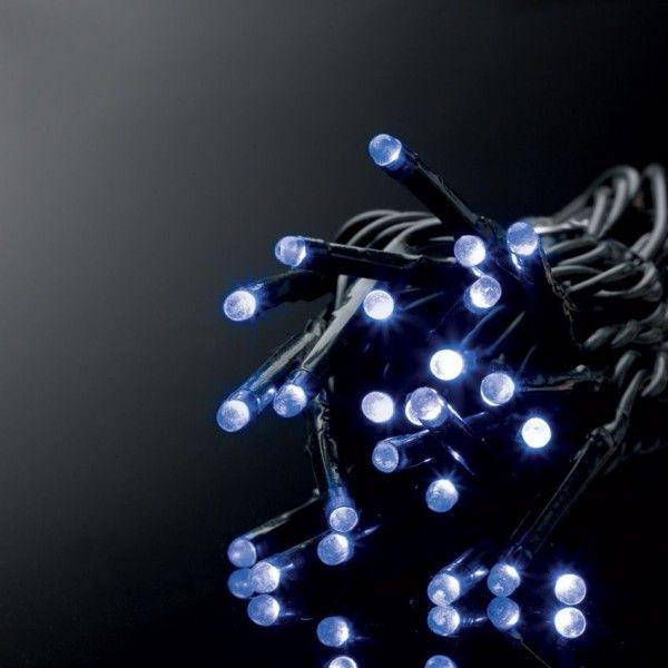guirlande lumineuse 100 m bleu 1000 led cn guirlande lumineuse pour sapin et maison eminza. Black Bedroom Furniture Sets. Home Design Ideas