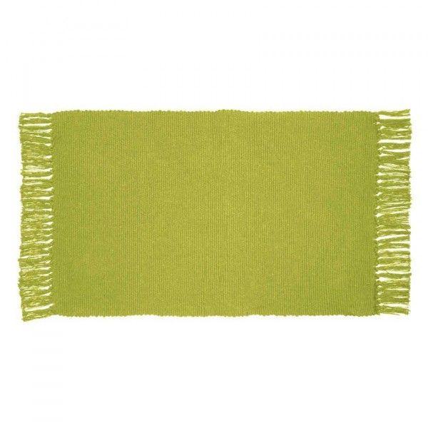 tapis rectangulaire 80 cm unix vert anis tapis multi. Black Bedroom Furniture Sets. Home Design Ideas