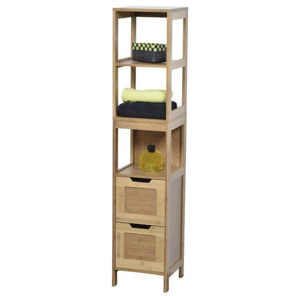 meuble colonne salle de bain mah meuble colonne eminza. Black Bedroom Furniture Sets. Home Design Ideas