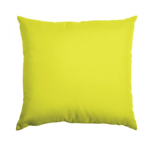 Coussin Sunny - Anis