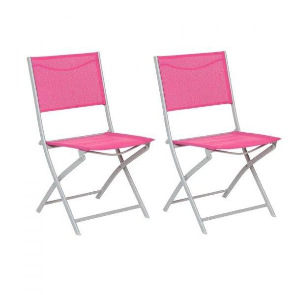 chaise et fauteuil de jardin salon de jardin table et chaise eminza. Black Bedroom Furniture Sets. Home Design Ideas